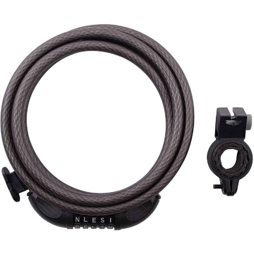 Master Lock 6 Ft. Cable Bicycle Lock