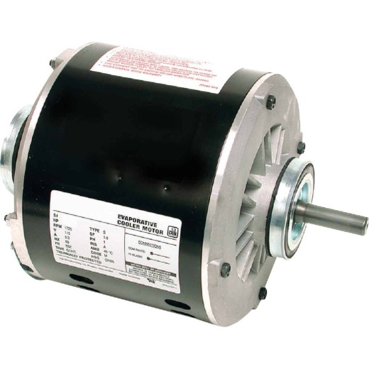Dial 1/3 HP 1-Speed Residential Replacement Cooler Motor