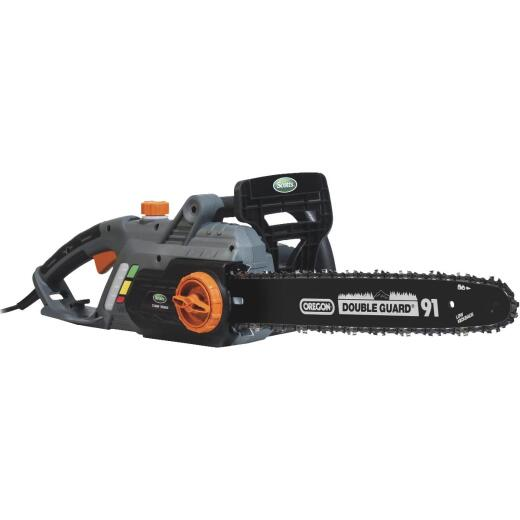 Scotts 16 In. 12 Amp Corded Electric Chainsaw